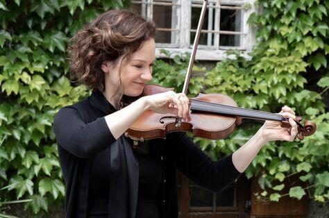 hr-Sinfonieorchester Frankfurt Hilary Hahn Violine