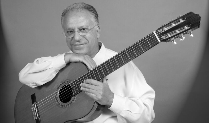 Pepe Romero (c) Trace Haskins