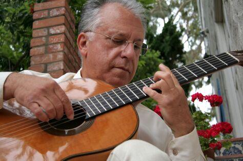 Pepe Romero Gitarre