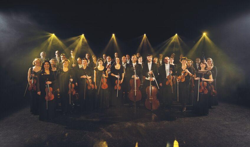 Kammerorchester Basel (c) Maria Gambino